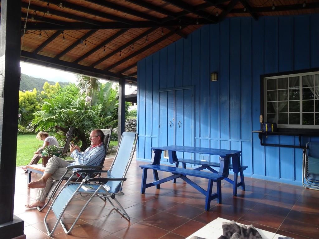 Casa Azul, Boquete