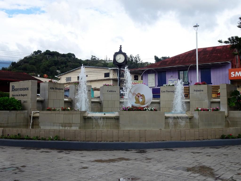 Boquete Town