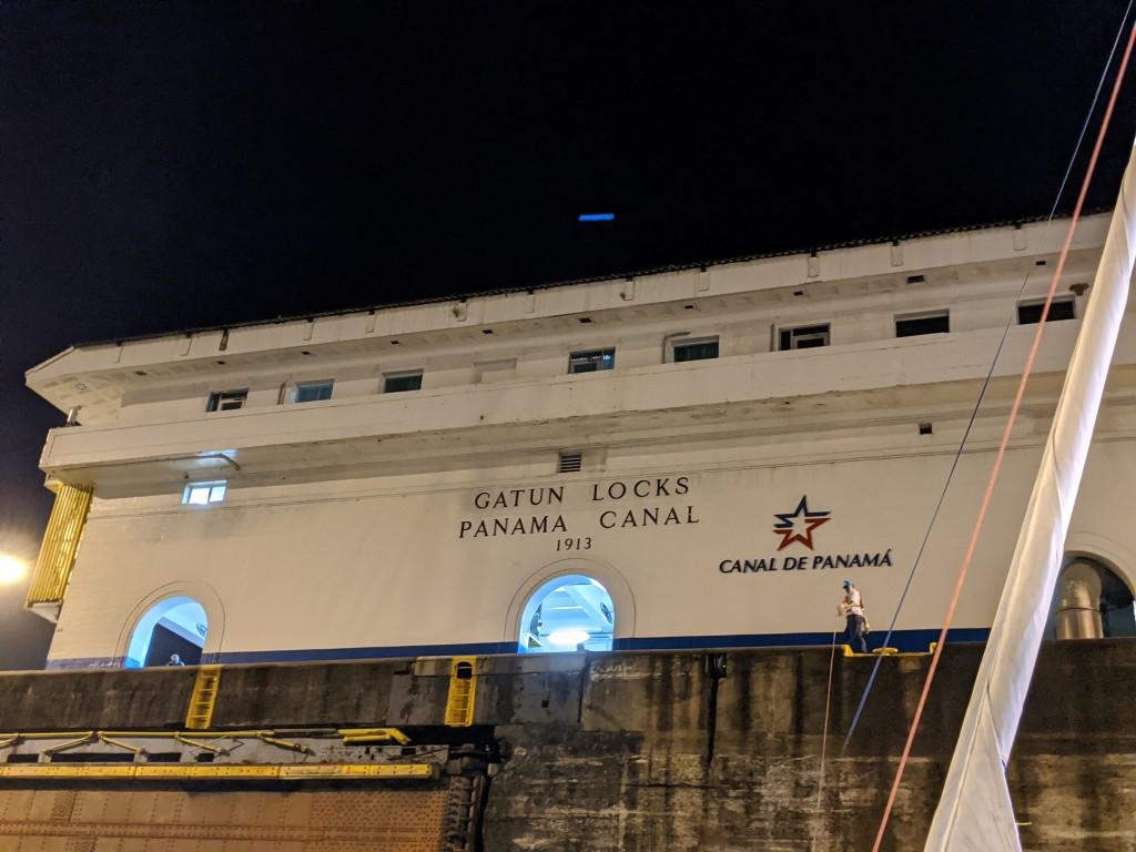 Gatun Lock, Panama Canal