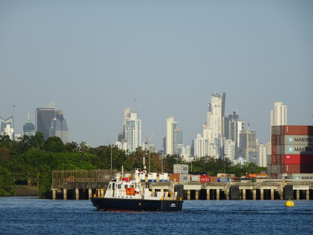 Panama City Container Port