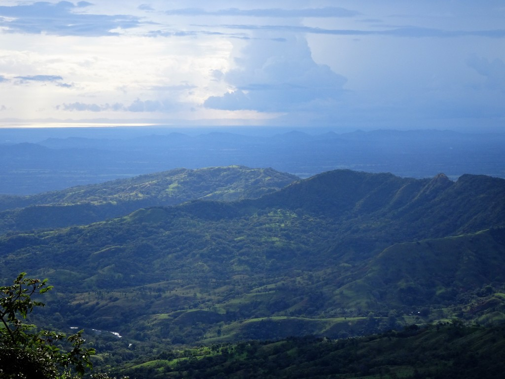 Road to Boquete