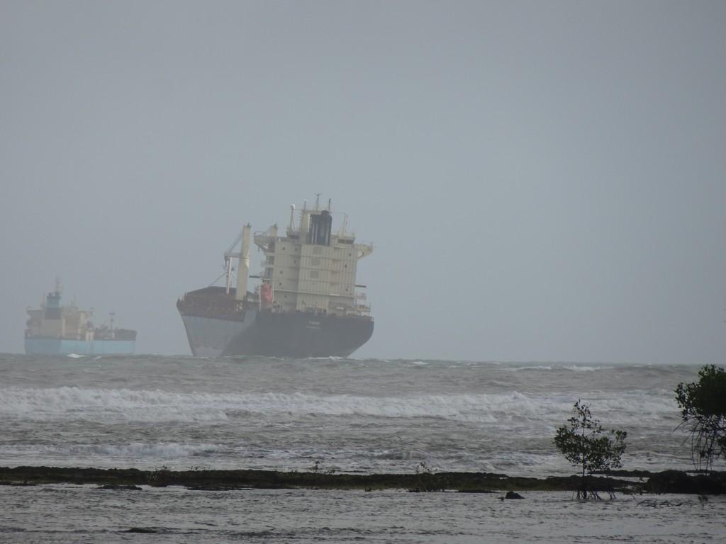 High Seas?